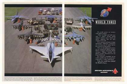 British Aerospace Defense Aircraft Weapons (1989)