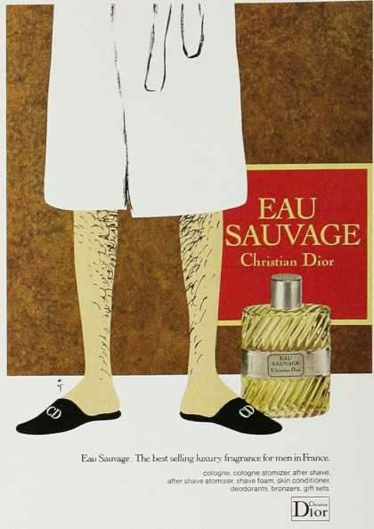 Eau Savage Christian Dior