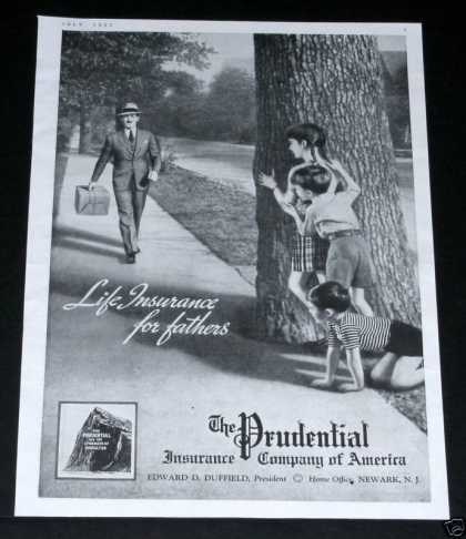 Prudential Life Insurance (1937)