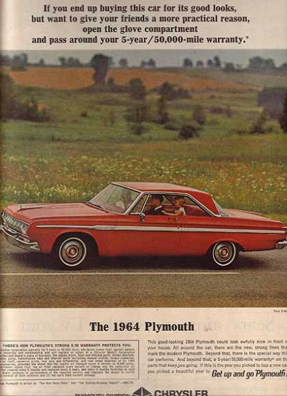 Chrysler's Plymouth (1963)
