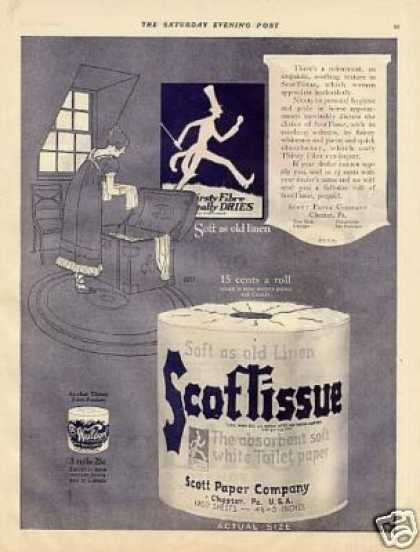 Scottissue (1926)