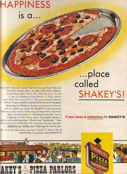 Shakey&#8217;s Pizza Parlors (1966)
