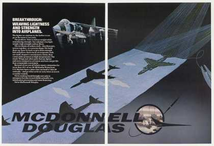 McDonnell Douglas AV-8B Harrier II Carbon Cloth (1984)