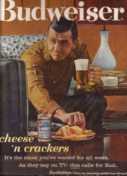 """cheese 'n crackers"" (1963)"