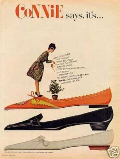 Connie Shoes (1962)