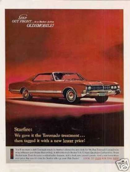 Oldsmobile Starfire Car (1966)