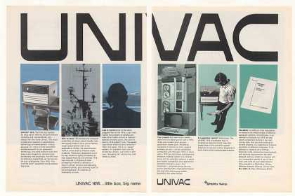 Sperry UNIVAC 1616 Military Computer (1971)