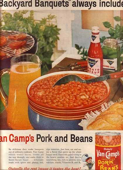 Stokely – Van Camp's Pork and Beans (1960)