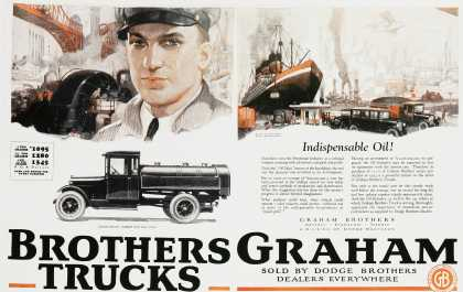 Brothers Graham Trucks