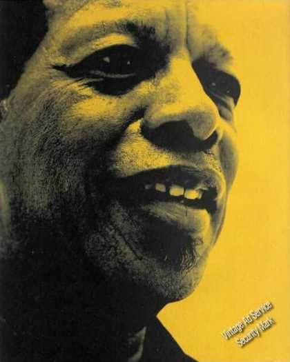 Ornette Coleman Magazine Print Photo Jazz (1996)