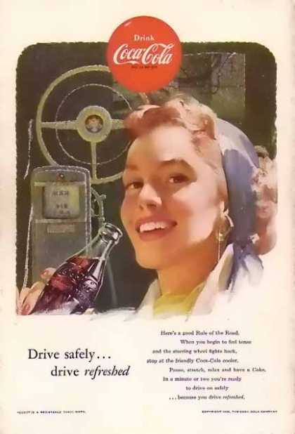 Coke Drive Safely (1953)