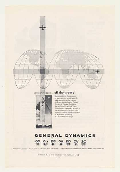 USAF General Dynamics Portable Nuclear Reactor (1955)