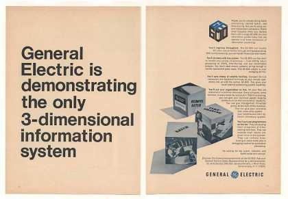 General Electric GE-600 Computer System (1969)