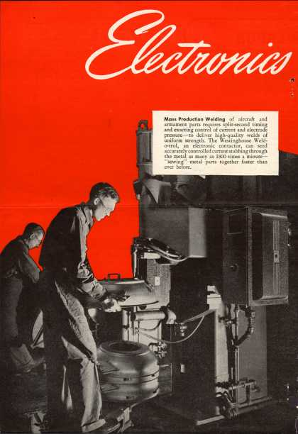 Westinghouse Electric & Manufacturing Company's Various – Electronics at Work (1943)
