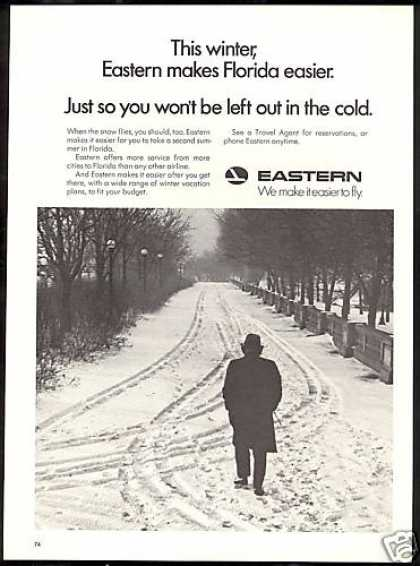 Eastern Airlines Makes Florida Easier (1969)