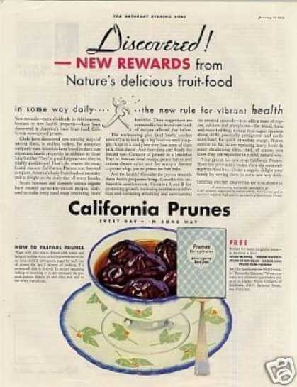California Prunes (1933)