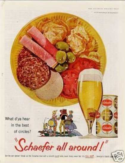 Schaefer Beer (1959)