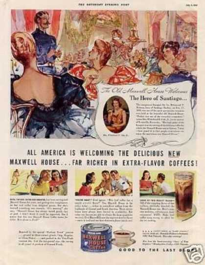 Maxwell House Coffee (1941)