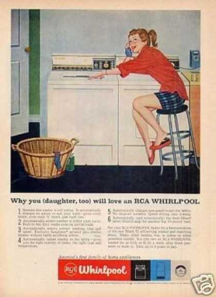 Rca Whirlpool Washer (1959)