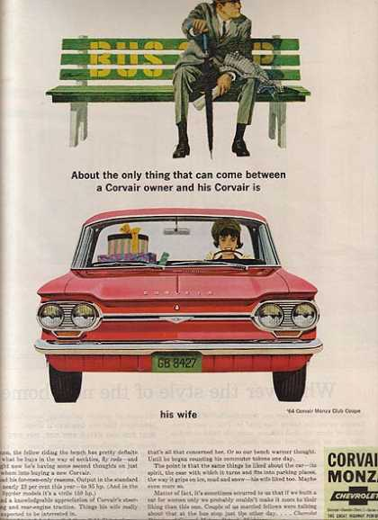 General Motor's Chevrolet Corvair (1964)