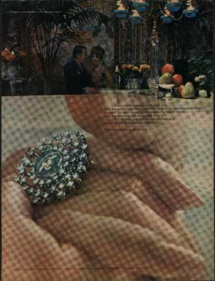 Debeers Diamond Ring (1969)