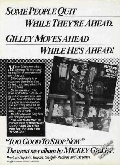 Mickey Gilley Photo Album Promo (1984)