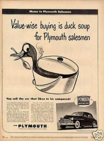 Plymouth Car (1949)