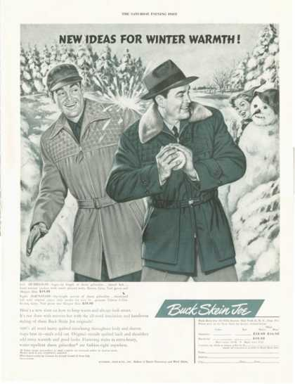 Buck Skein Joe Hurricoat Dauntless Coat (1952)