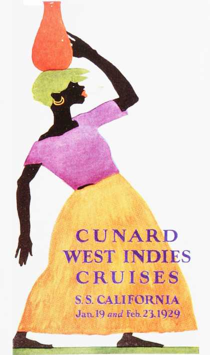 Cunard West Indies Cruises
