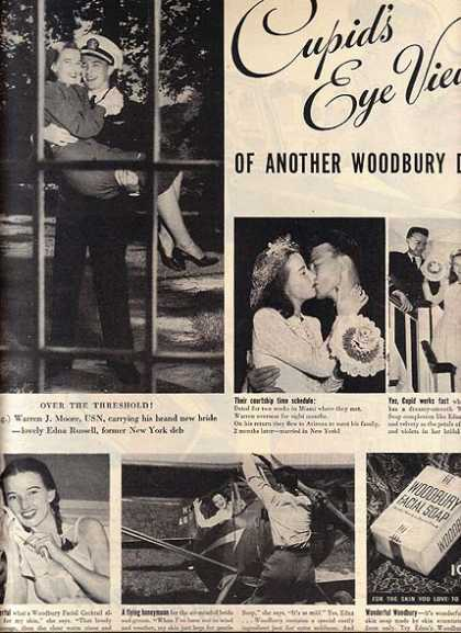 Woodbury's Facial Soap (1946)