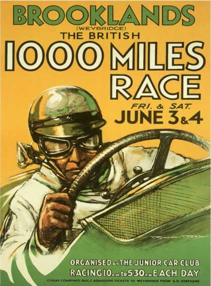 British 1000 Grand Prix Racing