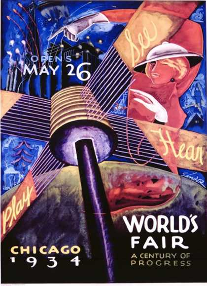 Chicago World&#8217;s Fair (1934)