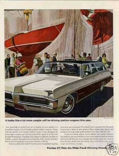 Pontiac Executive Safari Wagon (1967)
