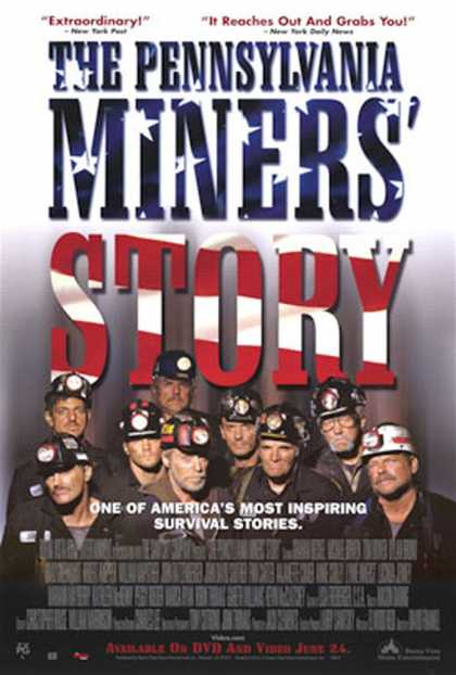 The Pennsylvania Coal Miner's Story