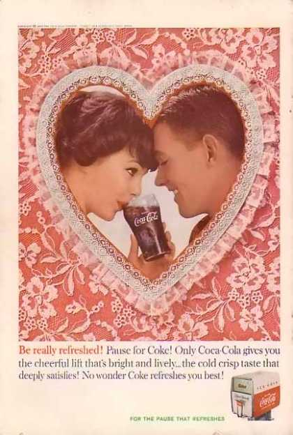 Coke Valentine's Love (1960)