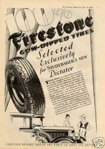Firestone Tires (1929)