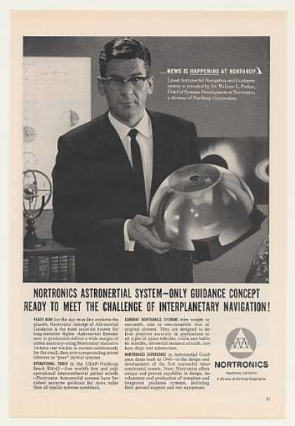 Nortronics Astronertial Guidance System (1959)