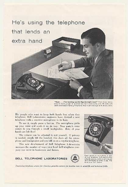 Bell Distant Talking Telephone (1954)