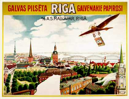 Riga &#8211; Letonia