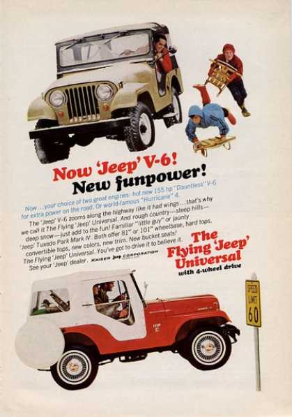 Kaiser Jeep Little Guy or Tuxido Park (1965)