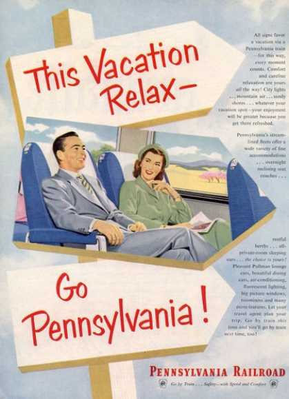 Pennsylvania Railroad (1952)