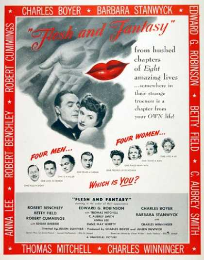 """Flesh and Fantasy"" (1943)"