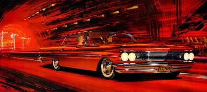 Pontiac Catalina Vista (1960)