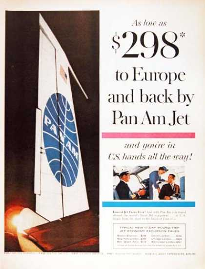 Pan Am Europe (1960)