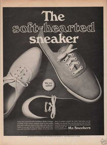 Mr Sneekers Tennis Shoes (1968)
