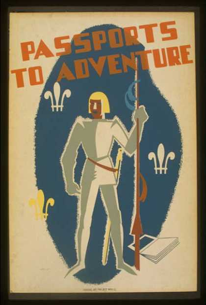 Passports to adventure. (1936)