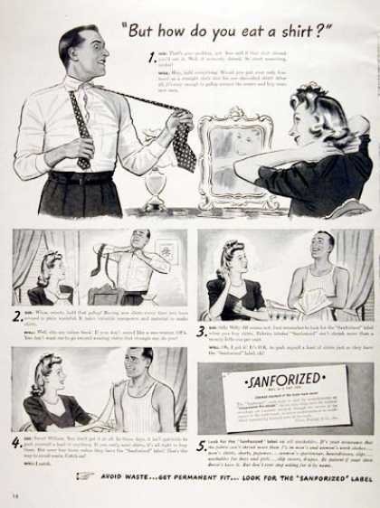 Sanforized Shirts (1944)