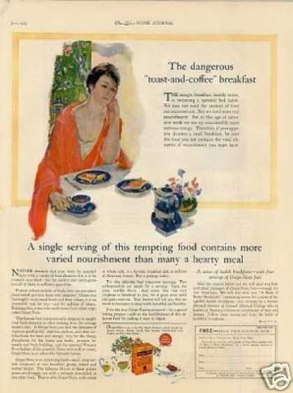 Grape-nuts Cereal (1925)