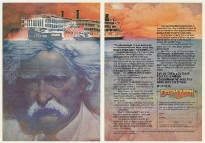 Mark Twain Delta Queen Steamboat Vacation (1978)