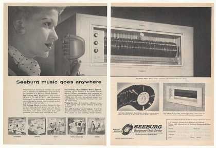 Seeburg Library Unit Music System (1955)